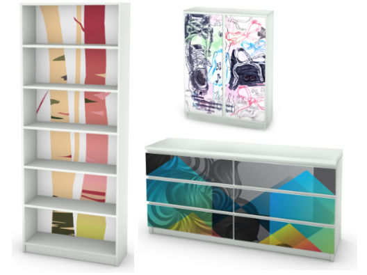 nouveaut des parquets en m tal blog conseils astuces bricolage d coration. Black Bedroom Furniture Sets. Home Design Ideas