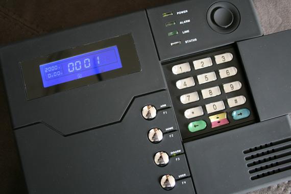 Alarme sans fil maison Atlantic's STV