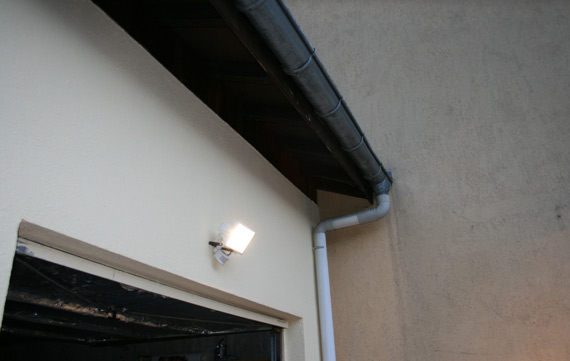 Comment installer un projecteur ext rieur conseils et for Projecteur exterieur maison