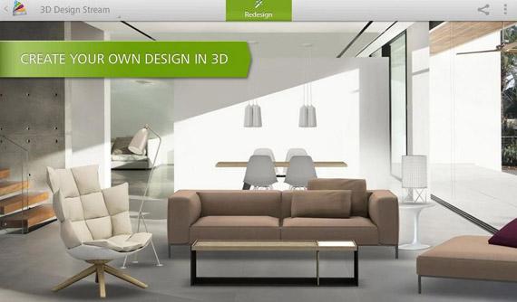 une appli pour d corer virtuellement son int rieur forumbrico. Black Bedroom Furniture Sets. Home Design Ideas