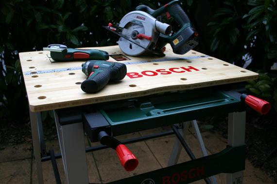 Bosch Etabli pliable