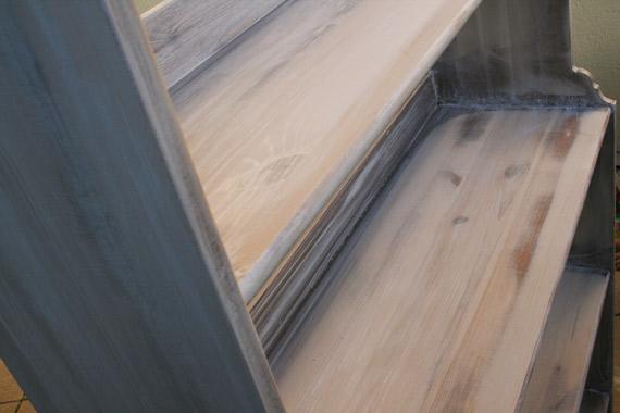 patiner un meuble en bois