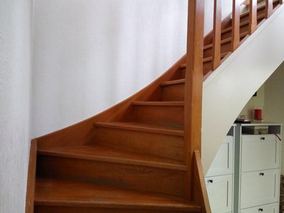 Repeindre-escalier-bois