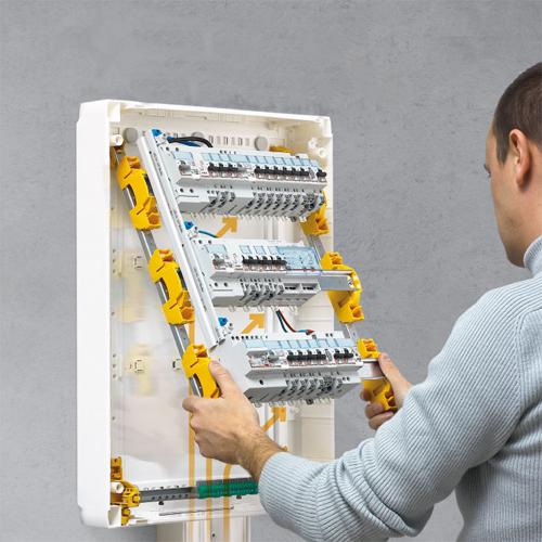 installer tableau electrique
