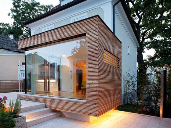construire extension maison