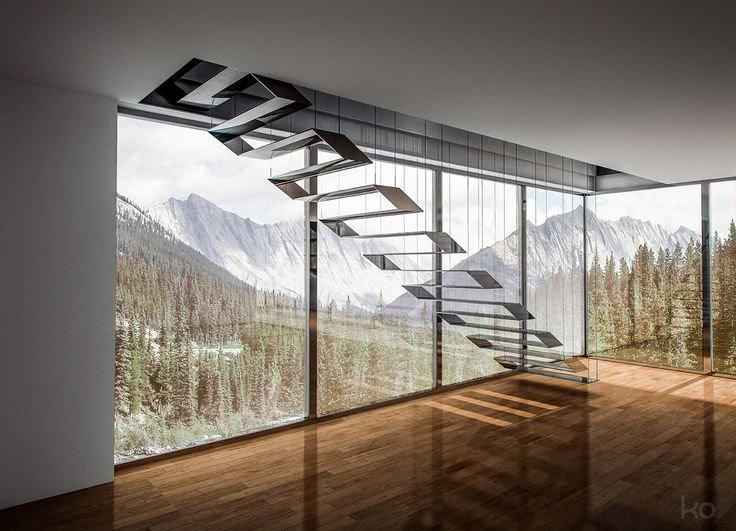 Escaliers-design