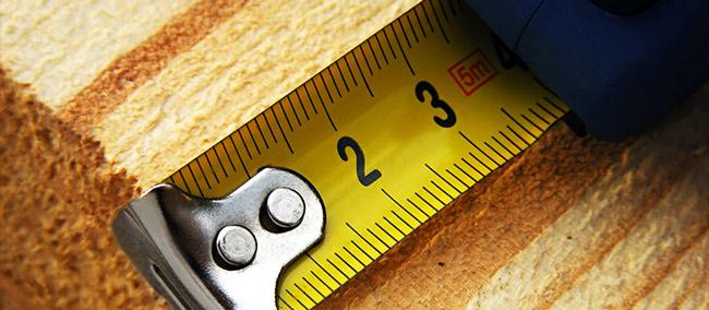 comment bien mesurer bricolage