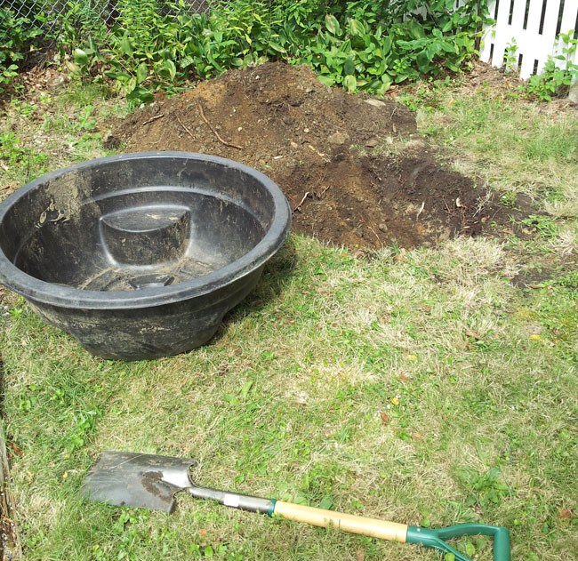 Installer-un-bassin-dans-jardin