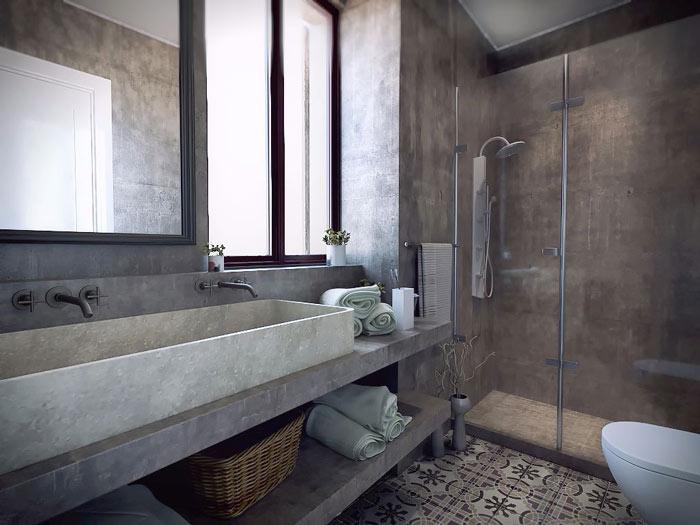 Salle-de-bains-beton-ciré