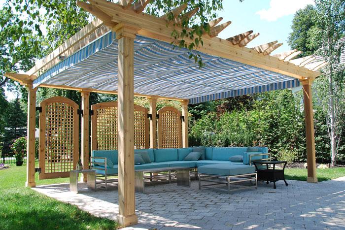 Pergola-jardin-bricolage