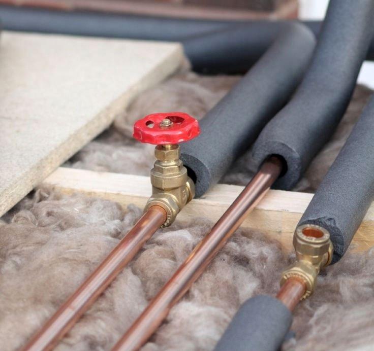 isolation-des-tuyaux-d'eau-chaude