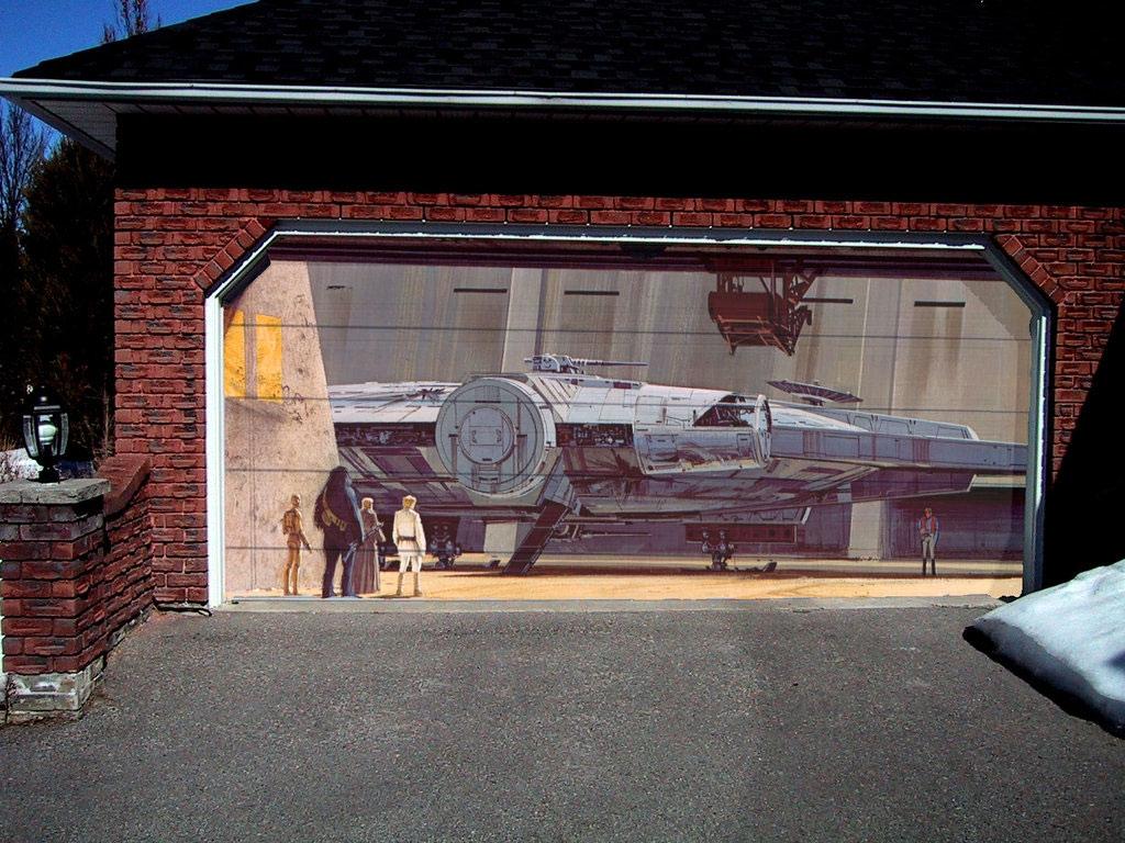 Comment-peindre-une-porte-de-garage