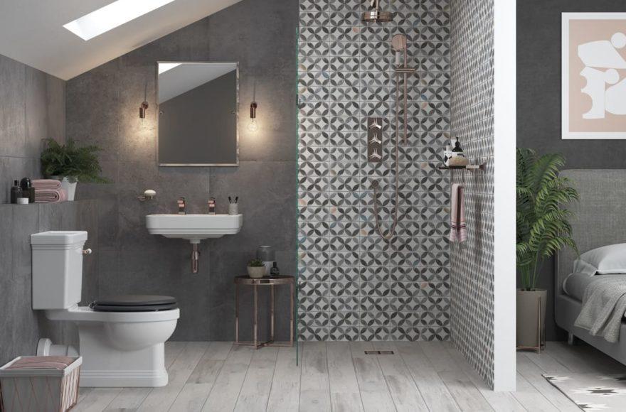 amenagement salle bains design