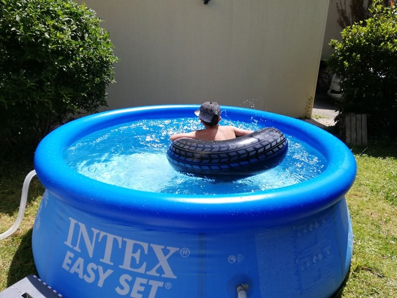 Comment installer une piscine gonflable