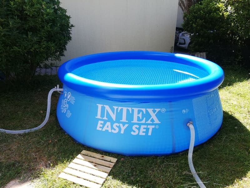 Tutoriel montage piscine intex