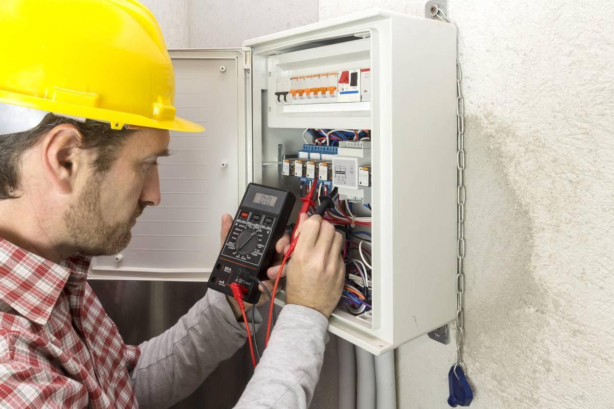 mise en sécurité tableau électrique