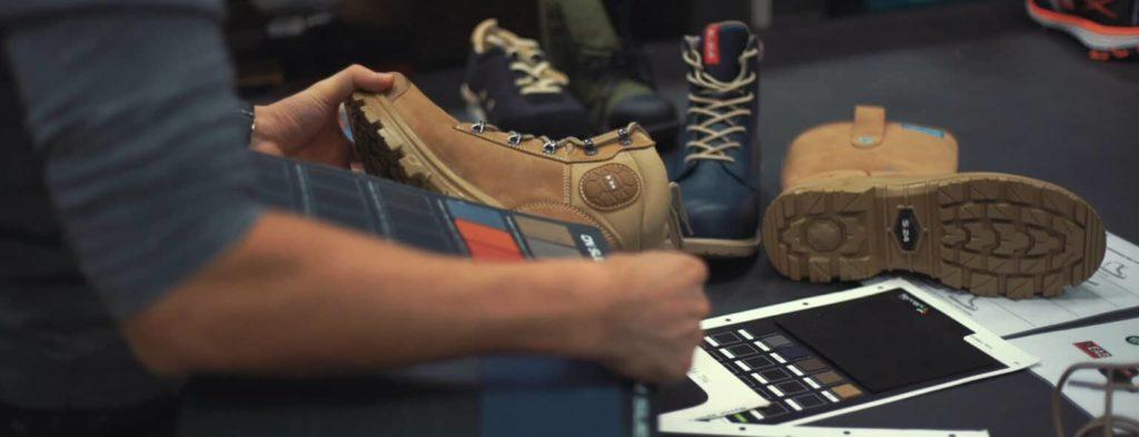 baskets chaussures securité