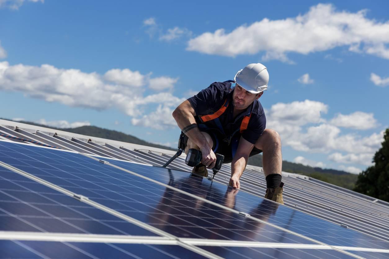 panneaux solaires, démarches administratives