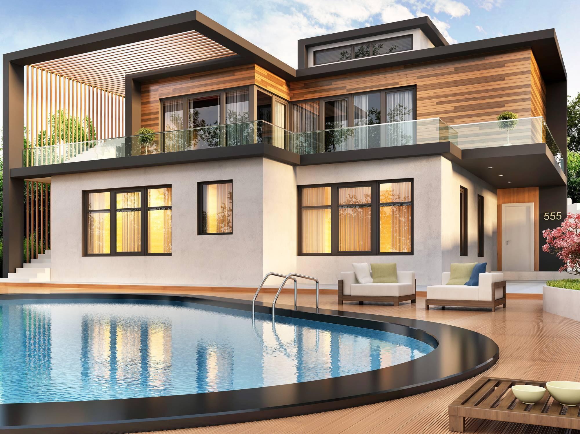 Choisir une piscine en bois