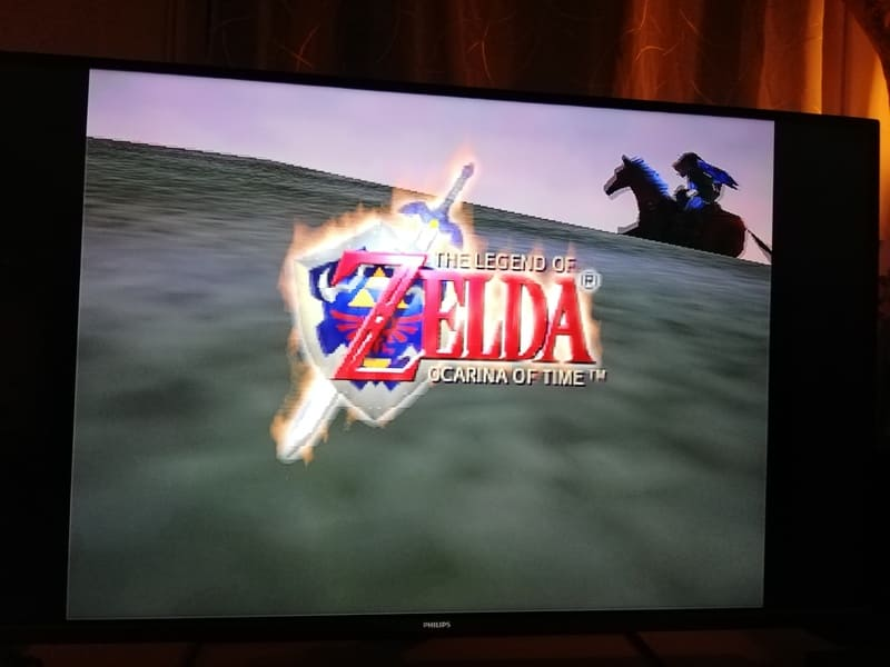 jouer ocarina of time sur android