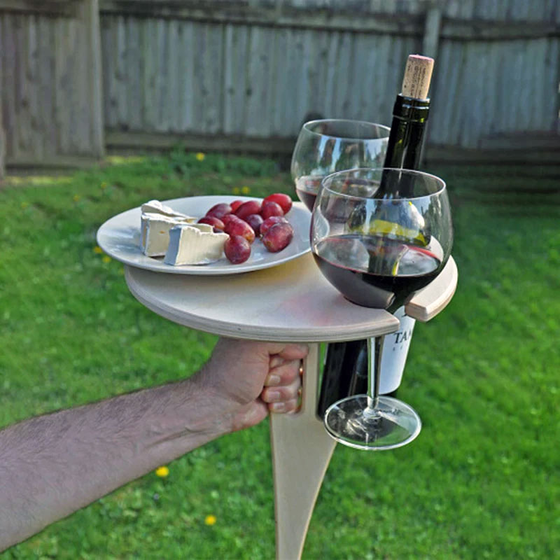 table-apero-bois-pliable-transportable